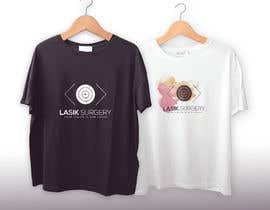 #28 for Tshirt design for LASIK surgeon af habiburhr7777