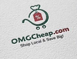 inamura679 tarafından Logo for OMGcheap.com için no 122