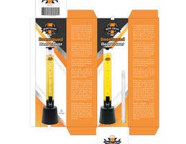 #10 untuk Create a box design using supplied template for a Beer Company oleh vivekdaneapen