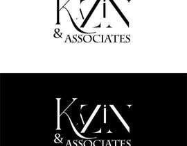 #131 untuk Kazin & Associates Company Logo Design oleh IrinaAlexStudio
