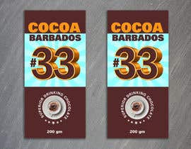 #55 for drinking chocolate label af gkhaus