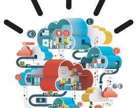 Nro 1 kilpailuun Backround image/animation for home page on new Tech consultancy website käyttäjältä SK813