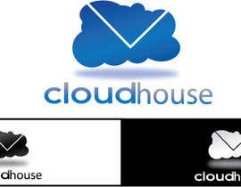 #72 untuk Logo Design for 'Cloud House' oleh Mirtala
