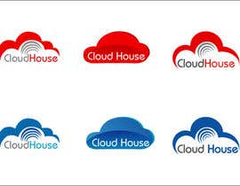 nº 79 pour Logo Design for 'Cloud House' par woow7