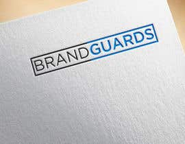 tamimsarker tarafından Design a name logo called BRANDGUARDS for a brand protection company için no 49