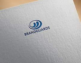 graphicrivar4 tarafından Design a name logo called BRANDGUARDS for a brand protection company için no 44