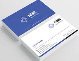 Uttamkumar01 tarafından buisness card design for our company için no 169
