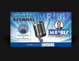 #71 for Create an editable weekly podcast/radio show card af raisulrahi9