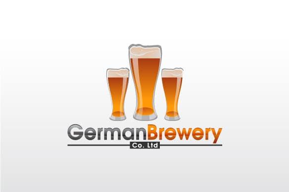 Bài tham dự cuộc thi #                                        17                                      cho                                         Logo for a German Brewery