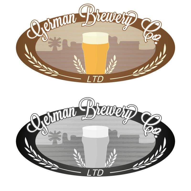 #3 for Logo for a German Brewery by tenpointsix