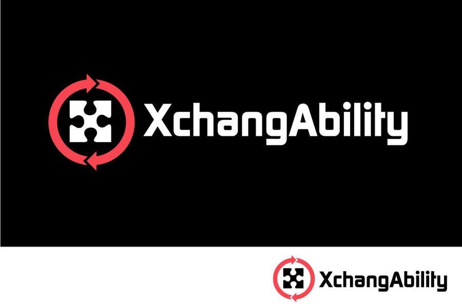 Penyertaan Peraduan #101 untuk Logo Design for XchangAbility