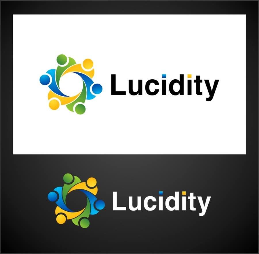 Penyertaan Peraduan #                                        26                                      untuk                                         Logo Design for Lucidity (IT Services)