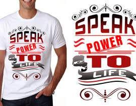 #55 para Speak Power to Life por ralfgwapo