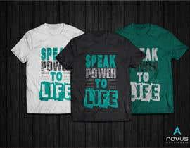 #37 para Speak Power to Life por Novusmultimedia