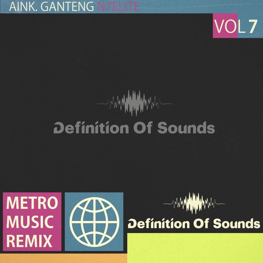 Inscrição nº                                         20                                      do Concurso para                                         ONE Graphic Design for a music track Cover!!!