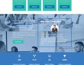 #28 untuk Startup company needs a website design oleh Albirweb