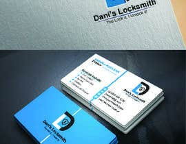 #123 para Logo & Business Card for a Locksmtih por sahanazakter1998