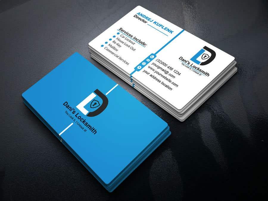 Inscrição nº 128 do Concurso para Logo & Business Card for a Locksmtih