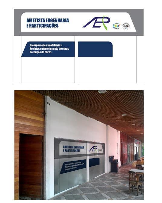 Inscrição nº                                         24                                      do Concurso para                                         Illustration Design for office storefront