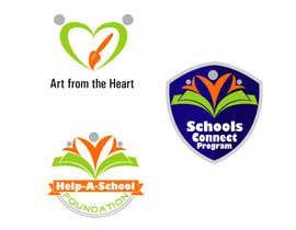 #1 for Design 3 Logos for Help-A-School Foundation af sydee555