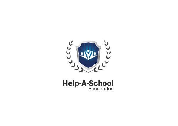 Konkurrenceindlæg #                                        16                                      for                                         Design 3 Logos for Help-A-School Foundation