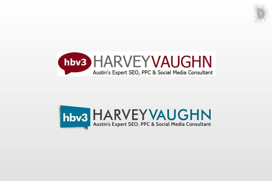 Konkurrenceindlæg #21 for Logo Design for Harvey Vaughn - AustinSeoConsultant.com