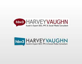 #21 para Logo Design for Harvey Vaughn - AustinSeoConsultant.com por D1Ltd