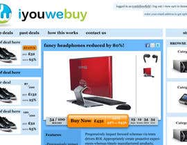 #100 for Logo Design for iyouwebuy (web page name) av drsabotage