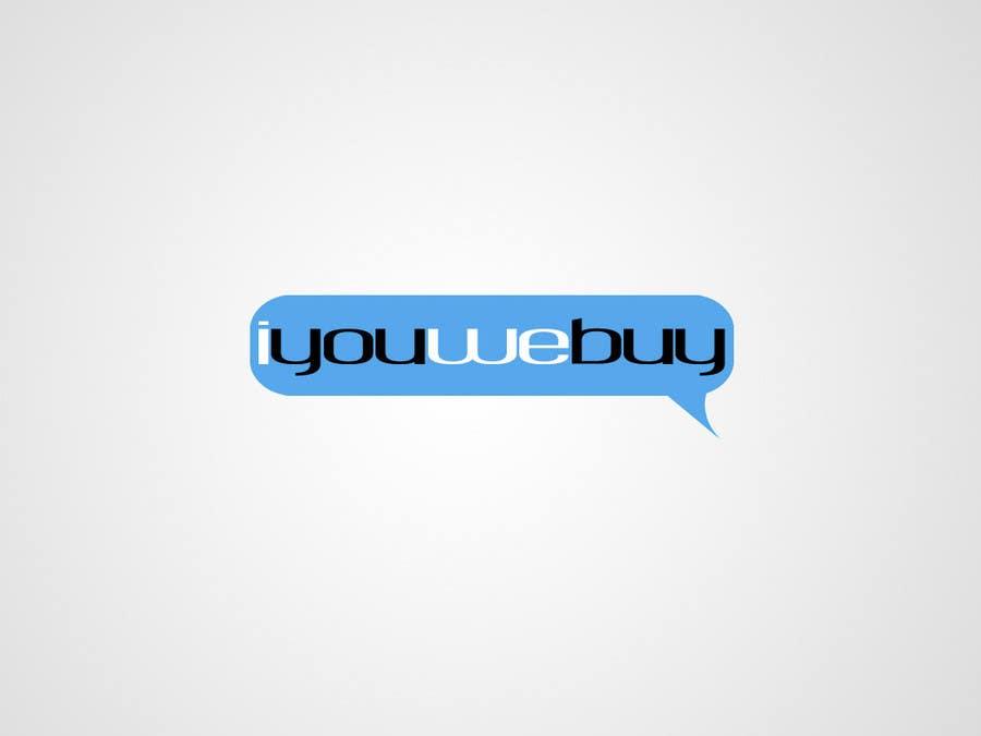 Inscrição nº                                         57                                      do Concurso para                                         Logo Design for iyouwebuy (web page name)