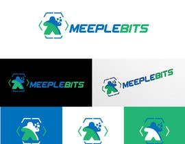 #159 for Logo for MeepleBits by logoque