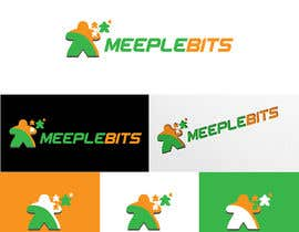 #162 for Logo for MeepleBits by logoque