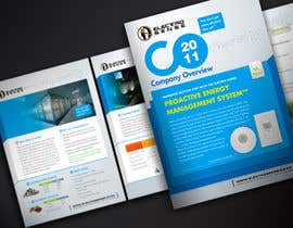 #71 for Brochure Design for Electro Sense by amandachien