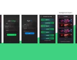 #15 для Mobile App design contest - nightlife App от BwBest