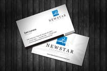 Graphic Design Entri Peraduan #21 for Business Card Design for New Star Environmental