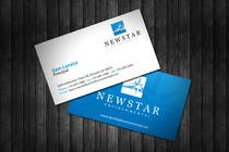Graphic Design Entri Peraduan #16 for Business Card Design for New Star Environmental
