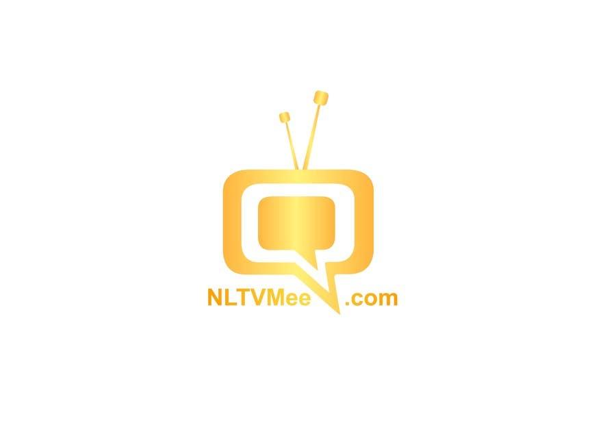 Kilpailutyö #                                        66                                      kilpailussa                                         Logo Design for NLTVMee.com