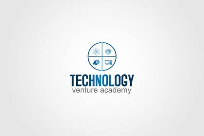 nº 686 pour Logo Design for Technology Venture Academy par kk58