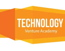 nº 697 pour Logo Design for Technology Venture Academy par lookinto