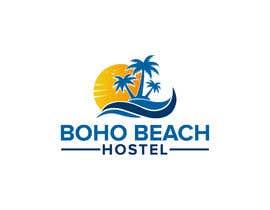 Nro 237 kilpailuun Design Logo for Boho Eco Chic Beach Hostel käyttäjältä EagleDesiznss