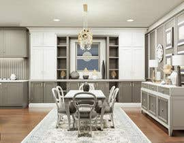#24 cho Kitchen/Dining Room Remodel bởi dzinart777