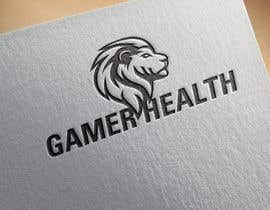 AlaminhawladarGd tarafından Logo and symbol with animation + color scheme for esports health application için no 228
