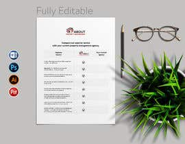 #61 for Edit comparison table document (short and simple task) by designhouse9t9