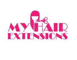 #29 for Hair Extensions & Hairdressing logo af jackmh500