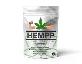 NatashaSavic tarafından Hemp Protein & Oil Package Design / Labels için no 19