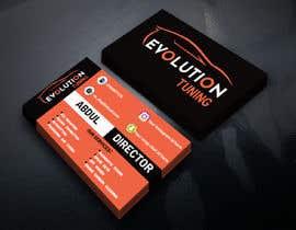 designernipamoni tarafından Redesign Business card and logo - Car tuning/diagnostics için no 77