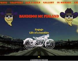 #7 for WP Website for Motorcycle gang Bandidos MC Finland. Site has to re-build all over.. by vicdietrich