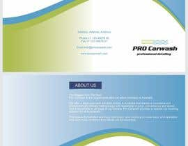 #2 para Brochure Design for Professional Car Detailing Service por barinix