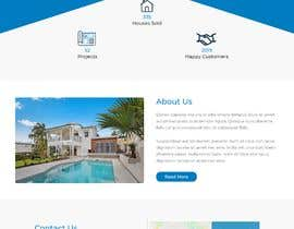 #18 for Design a Home Page UI using photoshop or Adobe XD by BwBest