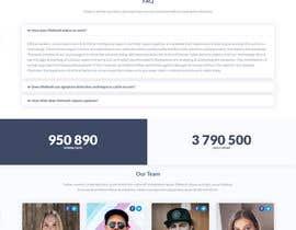 #5 for Design me a website af nabica