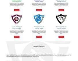 #18 for Design me a website af shambhurambarman